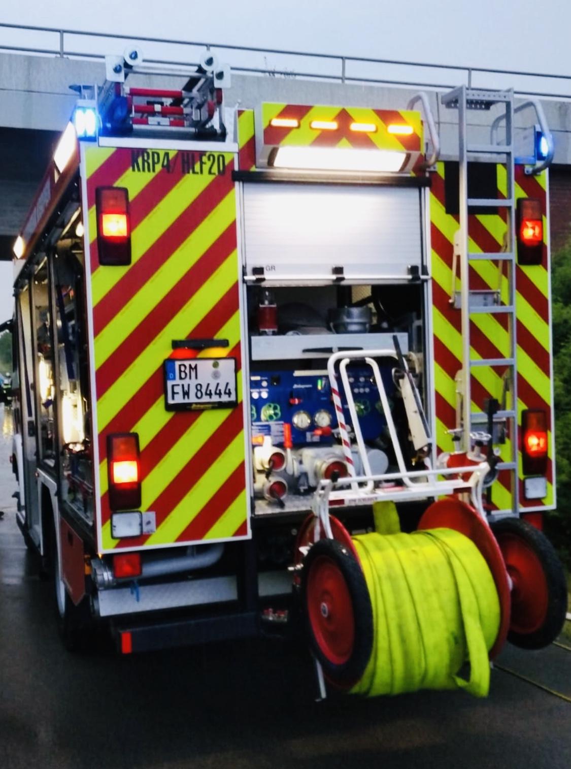 09.02.2020 –  Feuerwehr Kerpen in Einsatzbereitschaft