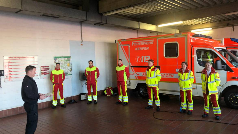 30.03.2020 – Beitragsreihe: Die Feuerwehr Kerpen in Zeiten des Coronavirus