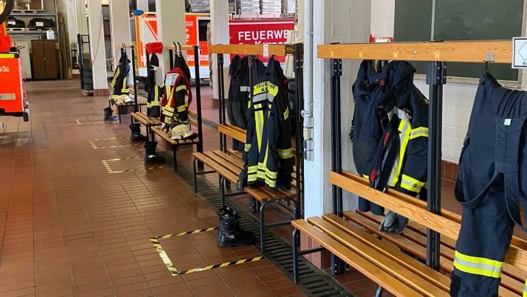 05.05.2020 – Beitragsreihe: Die Feuerwehr Kerpen in Zeiten des Coronavirus