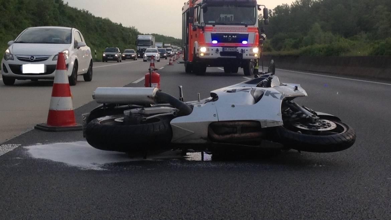 13.05.2020 – Verkehrsunfall auf der Autobahn 4 in Fahrtrichtung Köln