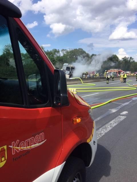 18.08.2020 – Schwerer Verkehrsunfall auf der Autobahn 4