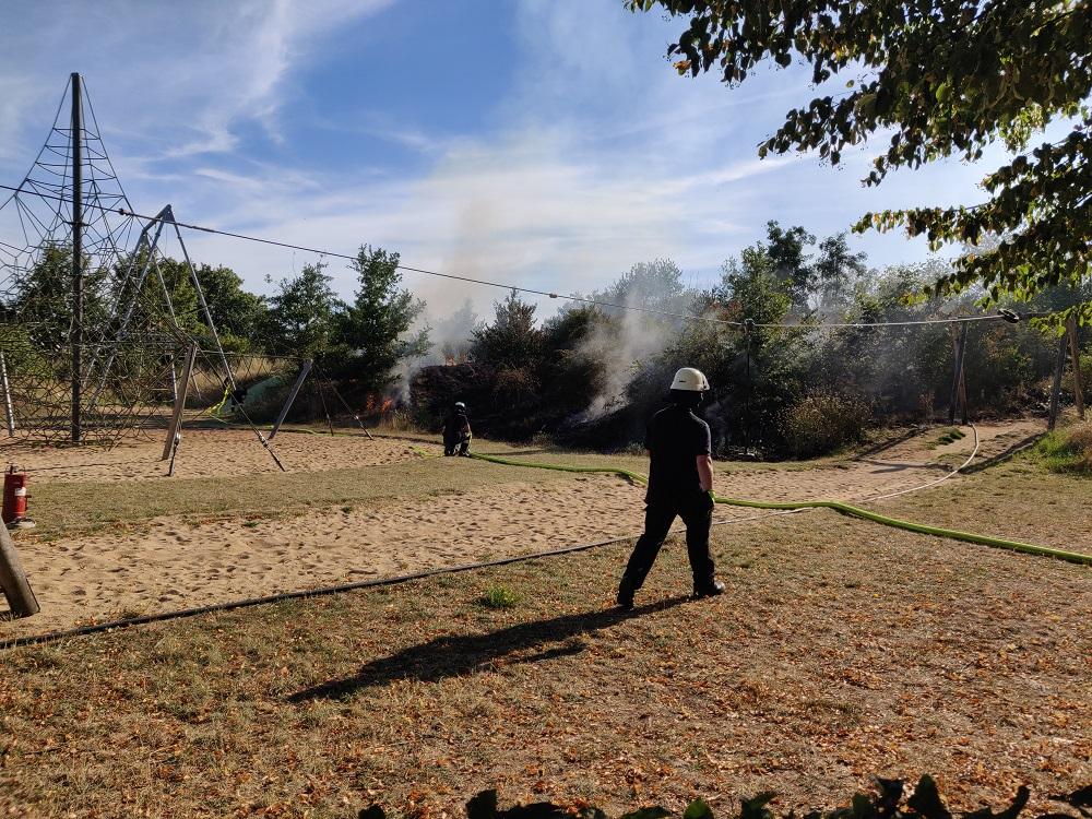 06.08.2020 – Mehrere Einsätze für die Feuerwehr