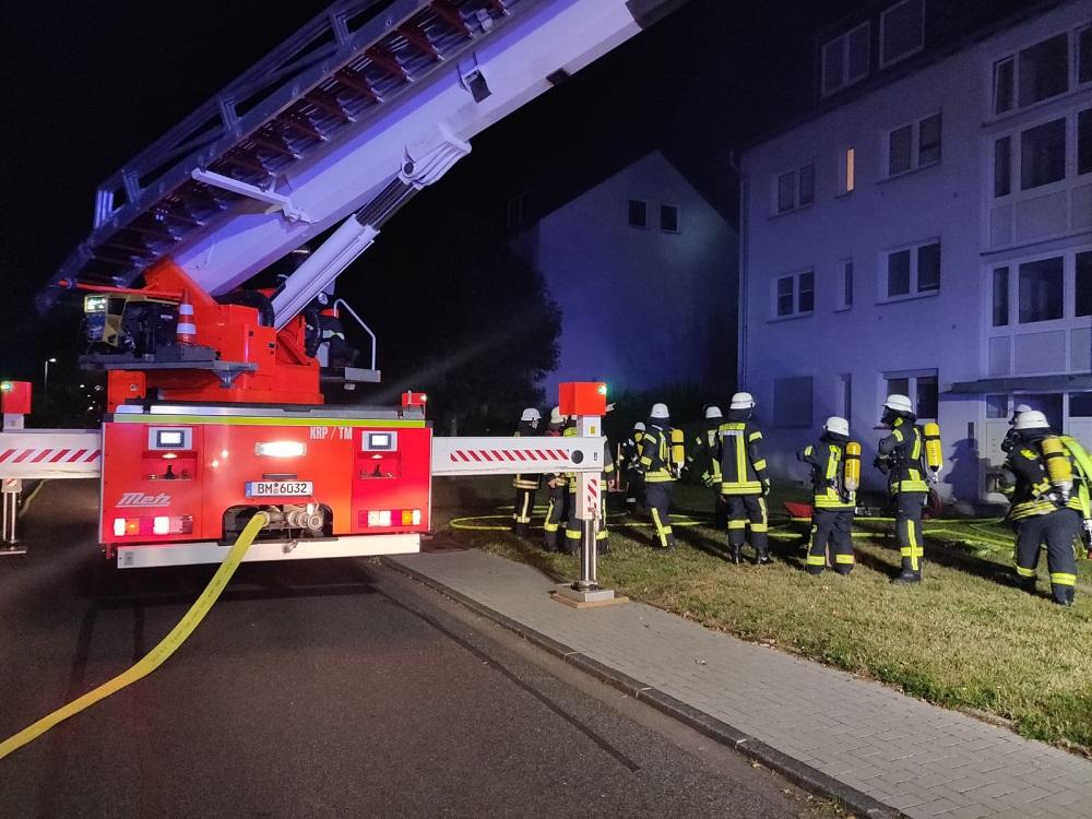 18.08.2020 – Einsatzreicher Tag für die Feuerwehr