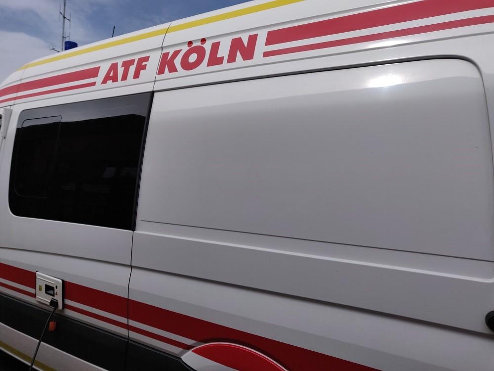 25.08.2020 – Unterstützung durch die Analytische Taskforce der Berufsfeuerwehr Köln