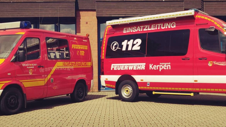 03.08.2020 – Hintergrundinfos zum B-Dienst-System der Feuerwehr Kerpen