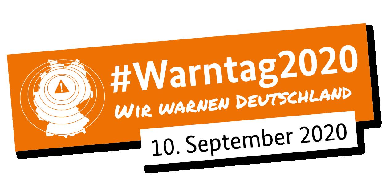 08.09.2020 – Bundesweiter Warntag 2020 am kommenden Donnerstag